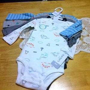 Carter's Little Baby Basics onepieces